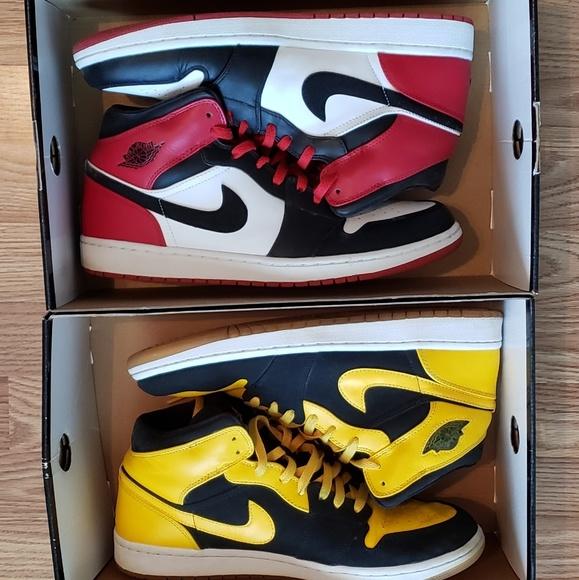 jordan shoes 1 to 13